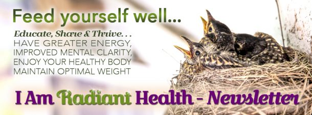 I Am Radiant Health Newsletter